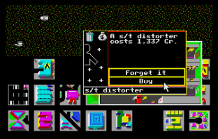 Sundog - Frozen Legacy Atari ST 75
