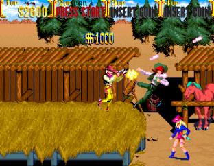 Sunset Riders Arcade 20
