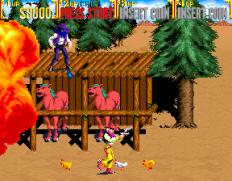 Sunset Riders Arcade 21