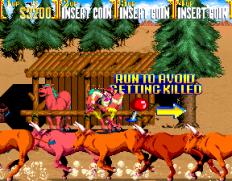 Sunset Riders Arcade 22