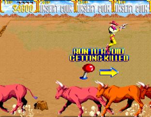 Sunset Riders Arcade 31