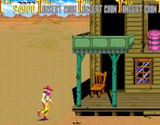 Sunset Riders Arcade 33