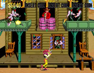 Sunset Riders Arcade 34