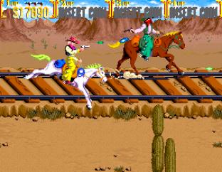 Sunset Riders Arcade 42