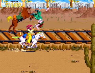 Sunset Riders Arcade 45