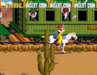 Sunset Riders Arcade 53