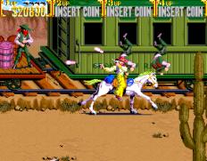 Sunset Riders Arcade 54
