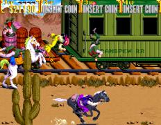 Sunset Riders Arcade 55