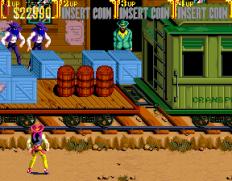 Sunset Riders Arcade 65