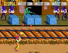 Sunset Riders Arcade 66
