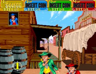 Sunset Riders Arcade 75