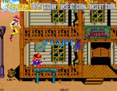 Sunset Riders Arcade 77