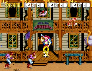 Sunset Riders Arcade 78