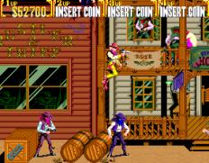 Sunset Riders Arcade 87