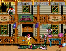 Sunset Riders Arcade 88