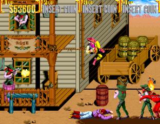 Sunset Riders Arcade 89