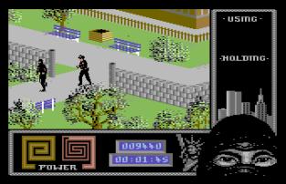 The Last Ninja 2 C64 09