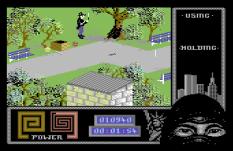 The Last Ninja 2 C64 10