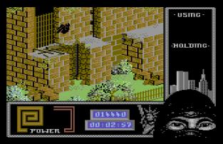 The Last Ninja 2 C64 12