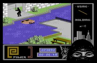 The Last Ninja 2 C64 20