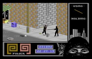 The Last Ninja 2 C64 23