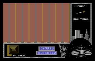The Last Ninja 2 C64 34