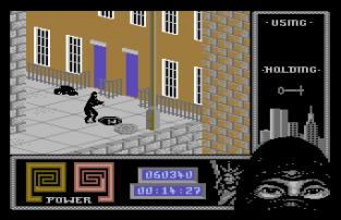 The Last Ninja 2 C64 42