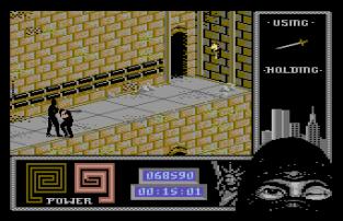 The Last Ninja 2 C64 45