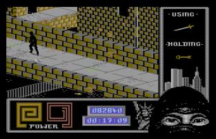The Last Ninja 2 C64 53