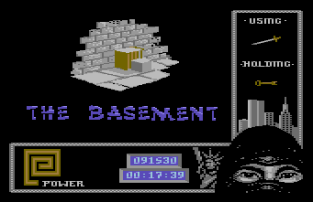 The Last Ninja 2 C64 56