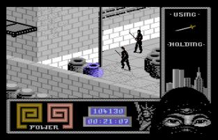 The Last Ninja 2 C64 64