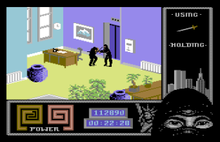 The Last Ninja 2 C64 67