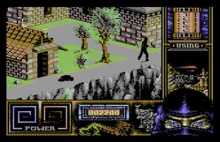 The Last Ninja 3 C64 09
