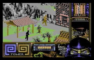 The Last Ninja 3 C64 12