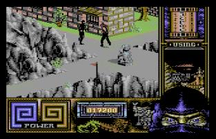 The Last Ninja 3 C64 20