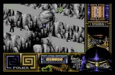 The Last Ninja 3 C64 21
