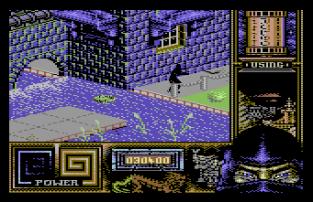 The Last Ninja 3 C64 34