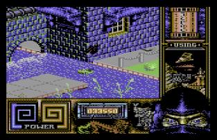The Last Ninja 3 C64 42