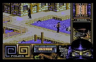The Last Ninja 3 C64 53