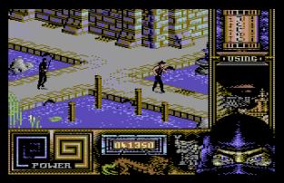 The Last Ninja 3 C64 56