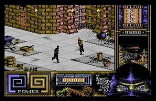 The Last Ninja 3 C64 64