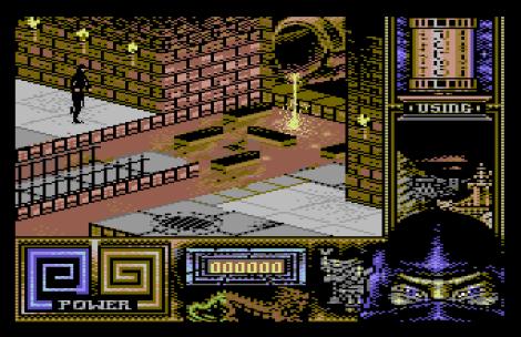 The Last Ninja 3 C64 67