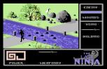 The Last Ninja C64 02