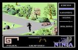 The Last Ninja C64 04