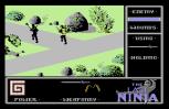 The Last Ninja C64 08