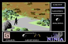 The Last Ninja C64 10