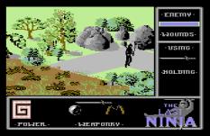 The Last Ninja C64 11
