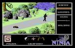 The Last Ninja C64 16