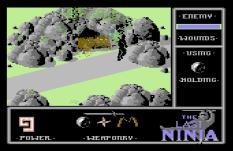 The Last Ninja C64 21