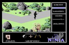 The Last Ninja C64 22